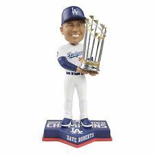 Dave Roberts Los Angeles Dodgers 2020 World Series Champions Bobblehead MLB