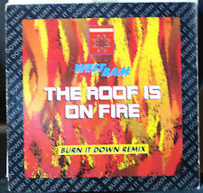 WESTBAM – THE ROOF IS ON FIRE (BURN IT DOWN REMIX) LP N. 1119