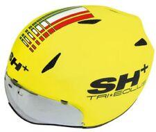 SH+ (ShPlus) Tri Eolus Triathlon Cycling Helmet (was $360) - Fluo Yellow