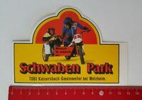 Aufkleber/Sticker: Schwaben Park Kaisersbach-Gmeinweiler bei Welzheim (18041715)