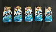 (5) BPI Sports Best Aminos Liquid Water Enhancer Fruit Punch 2 Oz Each #9
