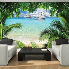 Wandbild Poster Foto Bilder Tapete Fototapete SEGELSCHIFF OZEAN HAWAII 3FX2598P8