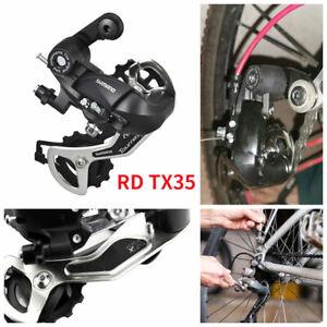 1X Fahrrad Schaltwerk TX-35-6-7-8 fach Rennrad Fahrrad Schaltung Für Shimano Neu