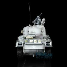2.4G Henglong 1/16 Snow 6.0 Plastic Version M4A3 Sherman Rtr Rc Tank Model 3898