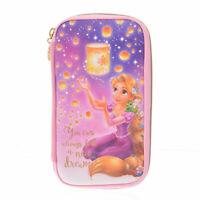 Tangled Rapunzel Pascal Pen Case Pencil Pouch Notebook shape Disney Store Japan
