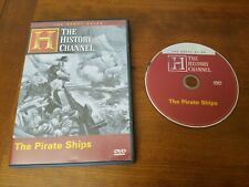 The Pirate Ships (DVD, 2006) History Channel Great Ships tv documentary episode