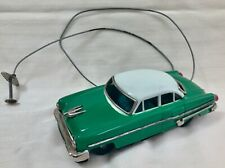 COLLECTIBLE VINTAGE TOY CAR, MODERN TOYS, JAPAN TIN TOYS, TOY SEDAN, 1950s/60s