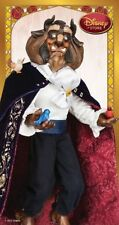 """2016 Disney Store Beauty & The Beast 18"""" Limited Edition BEAST LE 3500 Doll! N3W"""