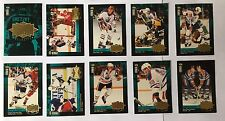 1995-96 UPPER DECK GRETZKY COLLECTION Complete Collector's Choice and UD SETS