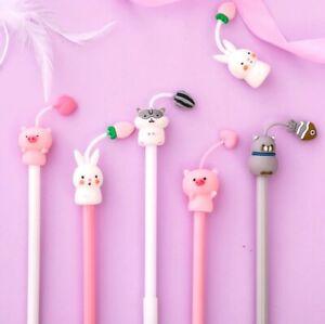 Sweet Little Things Pen cute cartoon ballpen diary school memo note jotter gift
