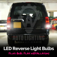 For Land Rover Discovery MK3 2004-2009 White LED Reverse Light Bulbs *SALE*