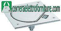 SIMON URMET NEA KSE15U/23/72 - Portameccanismo chiusura manuale, IP66