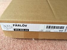 Ikea Farlov 2 Seater Sofa Replacement Cover only, Flodaflors White