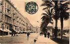 CPA NICE .- Rue massena (194833)
