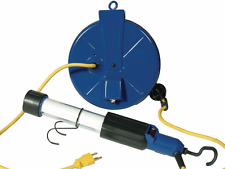 NAPA Retractable Cord Reel with Worklight - 35ft.,  Fluorescent Light NIB