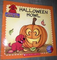 Clifford's Puppy Days: Halloween Howl by Gail Herman and Norman Bridwell PB 2003