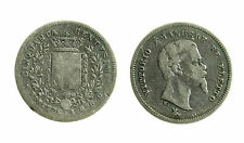 pcc1924_2) Vittorio Emanuele II Re Eletto (1859-1861) - 50 centesimi 1860 FI