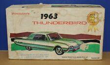 Premier 1362-89 1963 Ford Thunderbird Kit 1:32 1960s