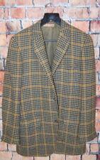 40 R Vintage 60's Brooks Brothers University Shop 3/2 Roll Chunky Tweed Blazer