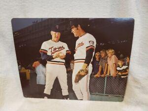 ULTRA RARE Minnesota Twins 1973 Lerner Publishing 11x14 Card #2, Al Worthington!