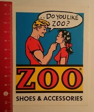 Aufkleber/Sticker: do you like Zoo Shoes & Accessoires (02081617)