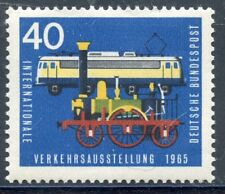 STAMP / TIMBRE ALLEMAGNE GERMANY N° 344 ** LOCOMOTIVE