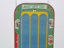 Wolverine Magic Auto Race Tin Toy