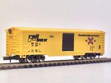 Marklin Mini Club Z scale.                                       Rail Box Boxcar