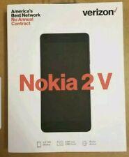Nokia 2V 8GB Prepaid Smartphone, Black - Verizon Wireless