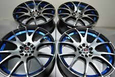 18 Wheels xB TC Fusion Accord Solara Eclipse Avenger Civic XB 5x100 5x114.3 Rims