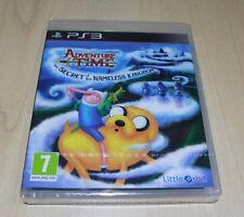 Hora De Aventura secreto sin nombre Reino PS3 Playstation 3 Nuevo Sellado PAL Reino Unido