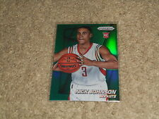 2014-15 Panini Prizm Green NICK JOHNSON SP RC Rookie! ROCKETS! MUST SEE!!
