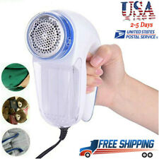 New Electric Clothes Lint Pill Fluff Fabrics Sweater Fuzz Shaver Household Plug