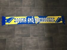 BOSNIA AND HERZEGOVINA FOOTBALL SCARF