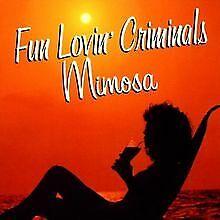 Mimosa von Fun Lovin' Criminals | CD | Zustand gut