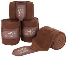 Equinate Fleecebandagen Harmony 4er Set in vielen Farben Bandagen Fleece Pferd