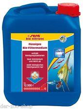 Wasseraufbereiter  Aquarium Sera BIO nitrivec 5000 ml  5 l 24 Std.Vers.