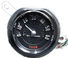 1955-1957 Corvette Electronic Conversion Tachometer Assembly Tach