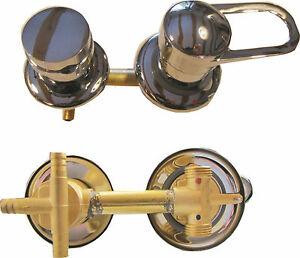 Rubinetto Miscelatore con Deviatore a 3-Vie per doccia e pannelli