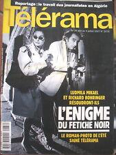2476 PHOTO ROMAN éTé ALGERIE EN GUERRE GREGORY LA CAVA CLIOUSCLAT TELERAMA 1997