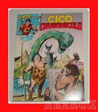 ZAGOR presenta CICO CAVERNICOLO speciale N 9 Bonelli 93