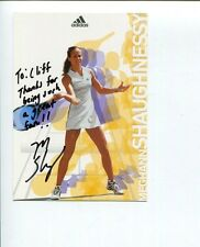 Meghann Shaughnessy Sexy Tennis Signed Autograph Photo