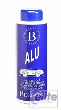 Belgom Alu 500ml - Show Winning Metal Polish for Alloy, Steel, Brass and Chrome