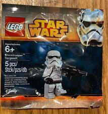 LEGO STAR WARS 5002938 - STORMTROOPER SERGEANT - SEALED!! POLYBAG!!