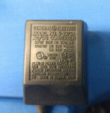 General Electric GE Model 5-1075A AC/DC Converter/Adapter