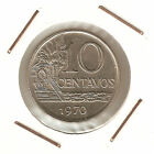 Brazil: 10 Centavos 1970 UNC