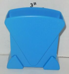 Hasbro Trivial Pursuit Family Edition Replacement Blue Adults Card Holder ONLY