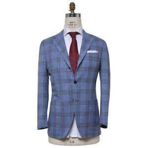 NEW KITON BLAZER Cashmere Virgin Wool Silk and Linen Size 38 US 48 EU R8 S21B99