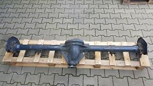 Orig. Hinterachse Iveco Daily IV Differential 12:47 Achse Einzelbereifung ab 06-