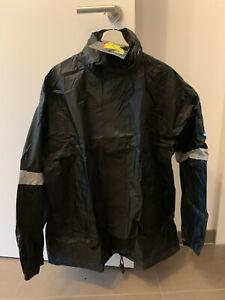 Motorrad - Regenjacke UVEX Hydro NEU OVP schwarz XXXL